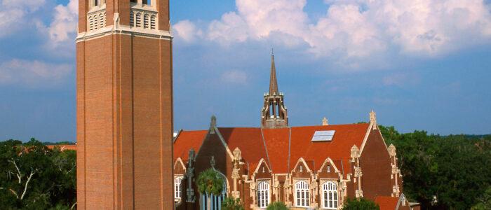 Century Tower and University Auditorium University of Florida Gainesville, Florida